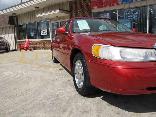 1998 Lincoln Town Car Signature in Medina OHIO, 44256