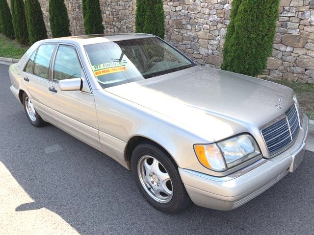 1998 Mercedes-Benz-3 Owner!! Loaded!! S Class-CARMARTSOUTH.COM S320W-BUY HERE PAY HERE