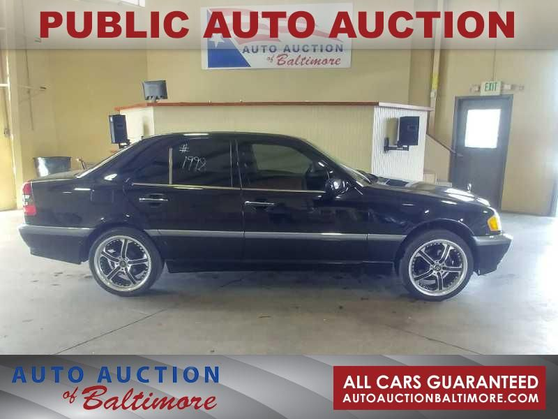 1998 Mercedes Benz C230 Joppa Md Auto Auction Of Baltimore