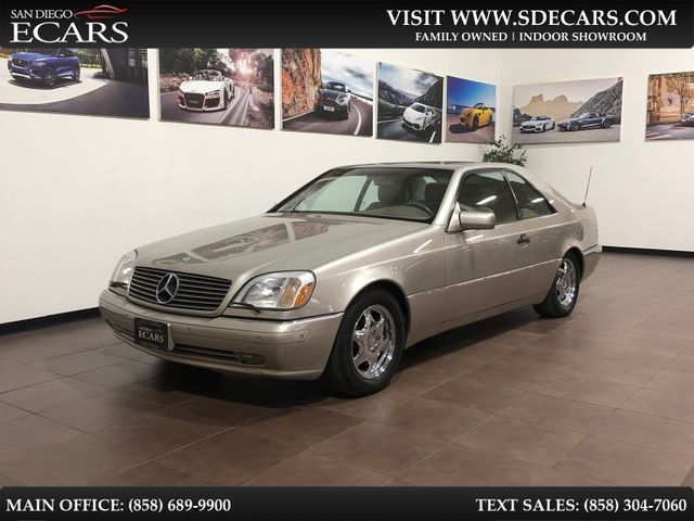 1998 Mercedes-Benz CL500 in San Diego, CA 92126