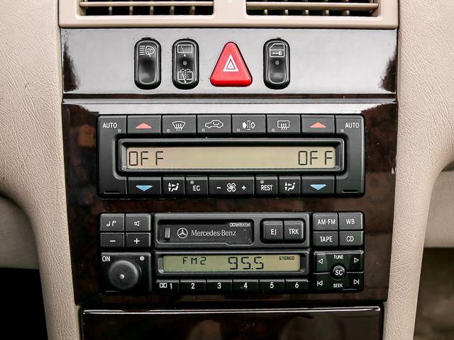 1998 Mercedes-Benz E320 Burbank, CA 17