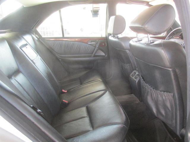1998 Mercedes-Benz E320 Gardena, California 12