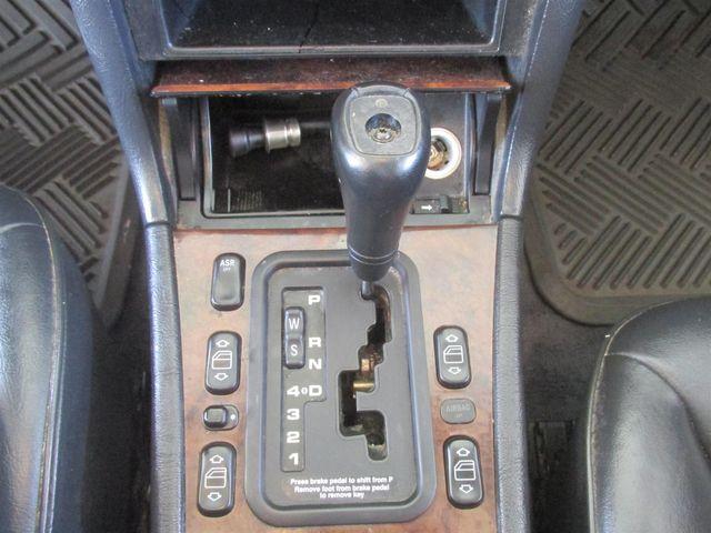 1998 Mercedes-Benz E320 Gardena, California 7