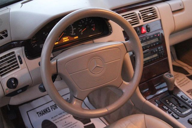 1998 Mercedes-Benz E320 | Santa Clarita, CA | Starfire Auto Inc