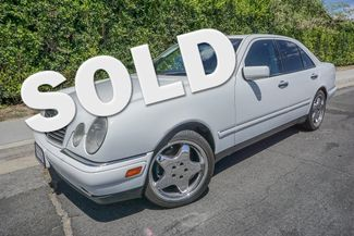 1998 Mercedes-Benz E430 in Cathedral City, California