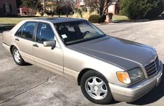 1998 Mercedes-Benz-3 Owner!! Loaded!! S Class-CARMARTSOUTH.COM S320W-BUY HERE PAY HERE!! Knoxville, Tennessee 0