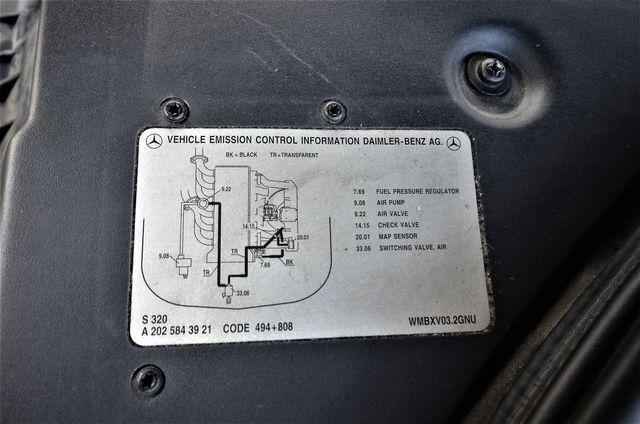 1998 Mercedes-Benz S320 in Reseda, CA, CA 91335