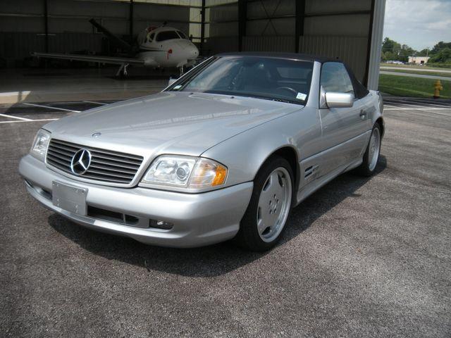 1998 Mercedes-Benz SL Class SL500 Chesterfield, Missouri 3