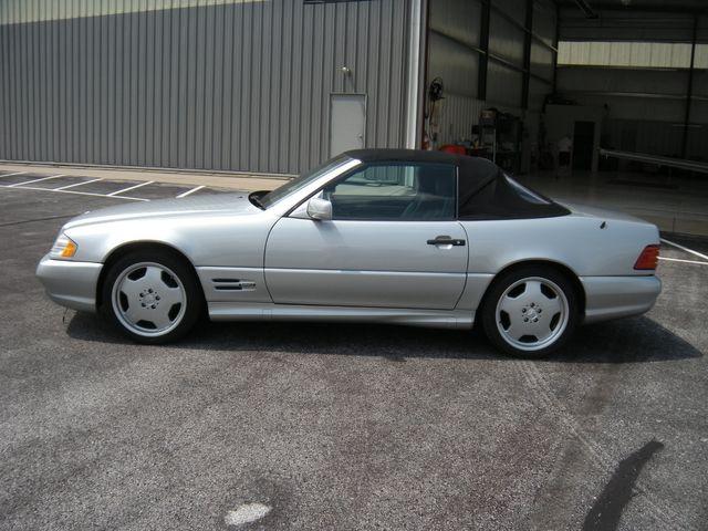 1998 Mercedes-Benz SL Class SL500 Chesterfield, Missouri 7