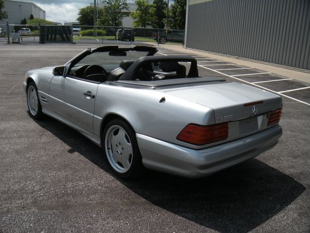 1998 Mercedes-Benz SL Class SL500 Chesterfield, Missouri 8