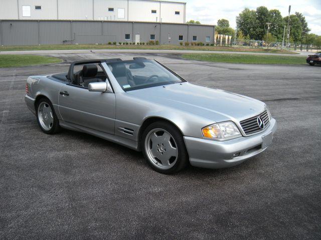 1998 Mercedes-Benz SL Class SL500 Chesterfield, Missouri