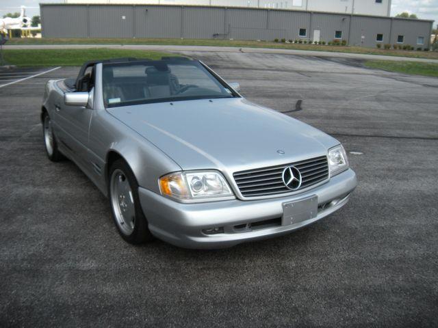 1998 Mercedes-Benz SL Class SL500 Chesterfield, Missouri 14