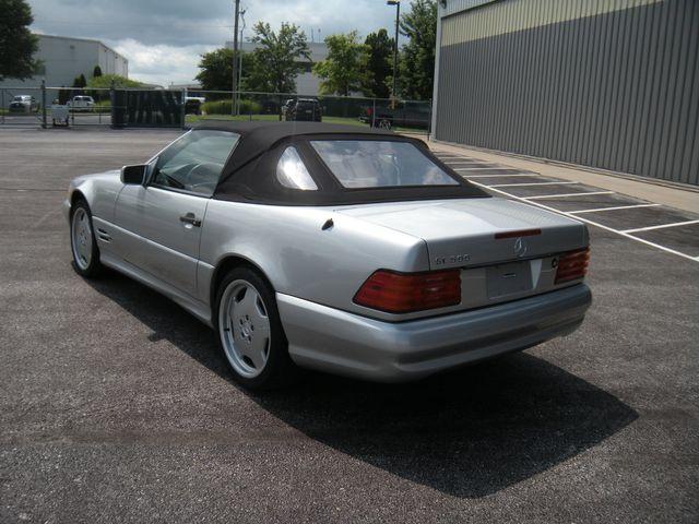 1998 Mercedes-Benz SL Class SL500 Chesterfield, Missouri 10