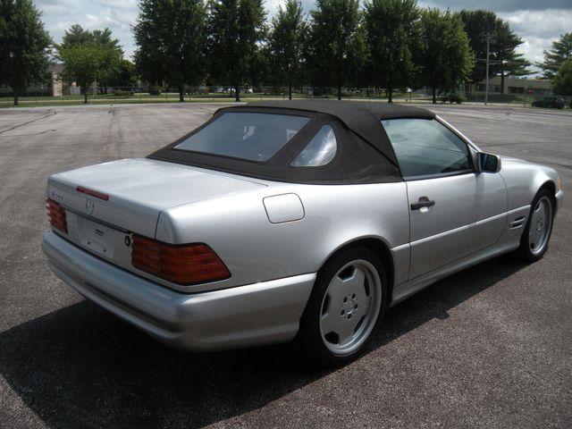 1998 Mercedes-Benz SL Class SL500 Chesterfield, Missouri 11