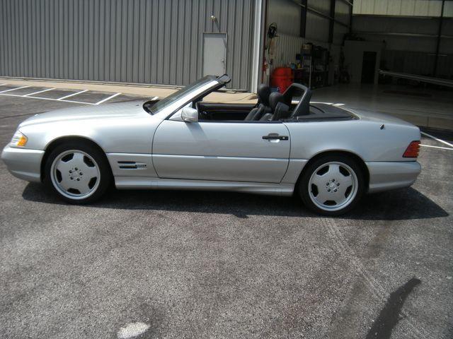 1998 Mercedes-Benz SL Class SL500 Chesterfield, Missouri 5