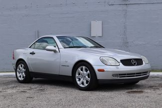 1998 Mercedes-Benz SLK230 Hollywood, Florida 34