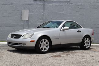 1998 Mercedes-Benz SLK230 Hollywood, Florida 11
