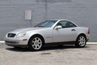 1998 Mercedes-Benz SLK230 Hollywood, Florida 29