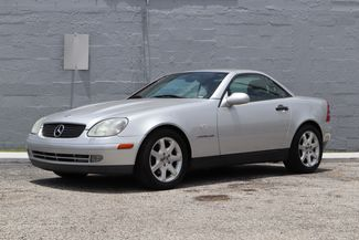 1998 Mercedes-Benz SLK230 Hollywood, Florida 23