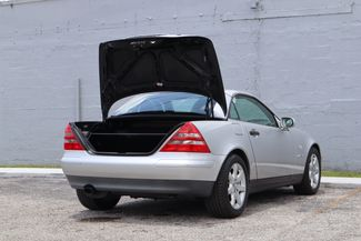 1998 Mercedes-Benz SLK230 Hollywood, Florida 33
