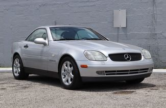 1998 Mercedes-Benz SLK230 Hollywood, Florida 2