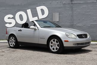 1998 Mercedes-Benz SLK230 Hollywood, Florida