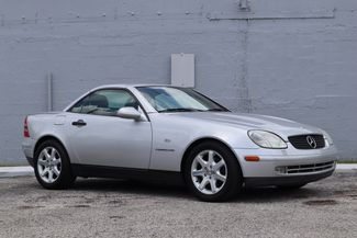 1998 Mercedes-Benz SLK230 Hollywood, Florida 1