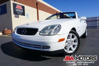 1998 Mercedes-Benz SLK230 Convertible Hardtop SLK Class 230 ~ 64k LOW MILES! | MESA, AZ | JBA MOTORS in Mesa AZ
