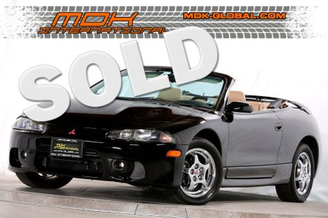 1998 Mitsubishi Eclipse GS-T - Only 38K miles - Turbo  in Los Angeles