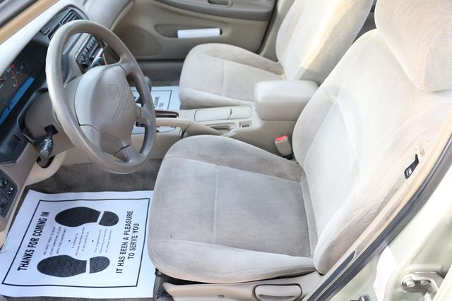 1998 Nissan Altima GXE Santa Clarita, CA 13