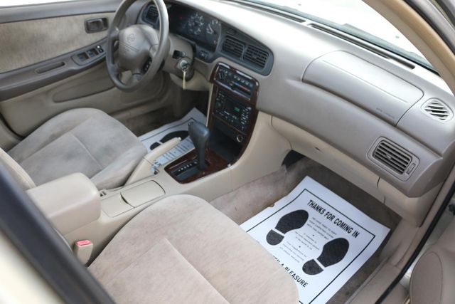 1998 Nissan Altima GXE Santa Clarita, CA 9