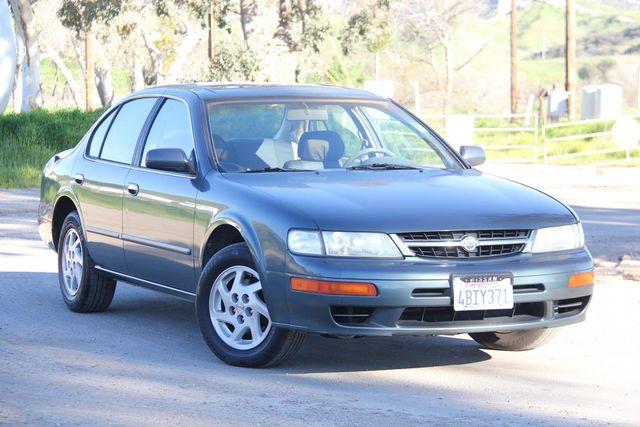 1998 Nissan Maxima GLE Santa Clarita, CA 3
