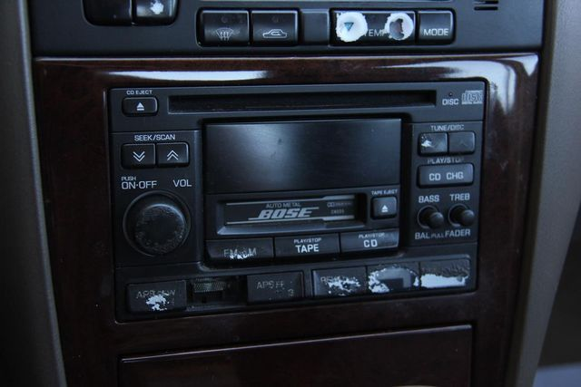 1998 nissan maxima bose speakers