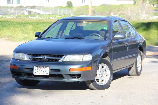 1998 Nissan Maxima GLE Santa Clarita, CA 4