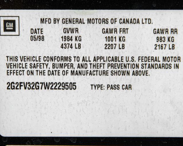 1998 Pontiac Firebird Trans Am WS6 Burbank, CA 26