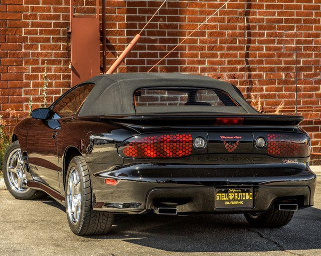 1998 Pontiac Firebird Trans Am WS6 Burbank, CA 6