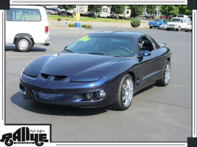 1998 Pontiac Firebird T-Top