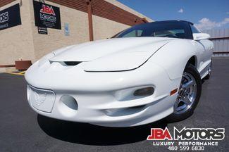 1998 Pontiac Firebird Trans Am V8 Coupe ~ ONLY 63k LOW MILES TransAm   MESA, AZ   JBA MOTORS in Mesa AZ