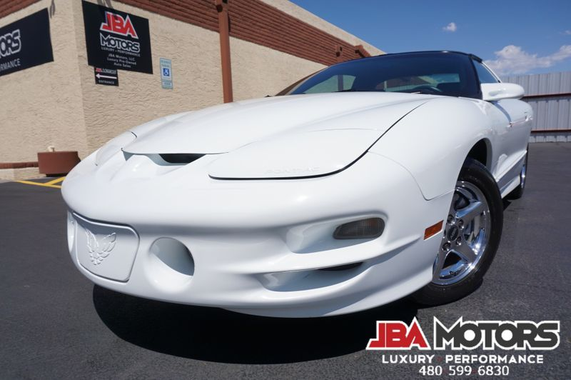 1998 Pontiac Firebird Trans Am V8 Coupe ~ ONLY 63k LOW MILES TransAm | MESA, AZ | JBA MOTORS in MESA AZ