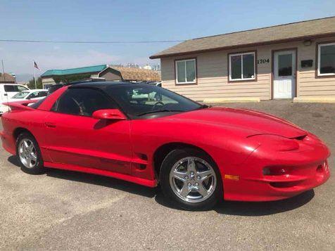 1998 Pontiac Firebird Trans Am in
