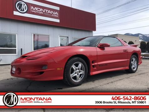1998 Pontiac Firebird Trans Am in
