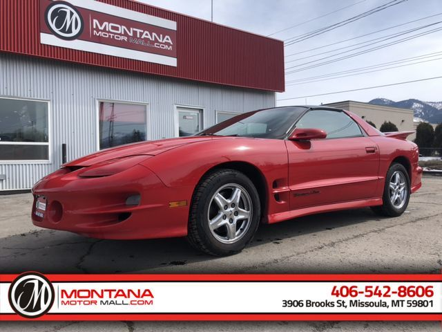 1998 Pontiac Firebird Trans Am in Missoula, MT 59801