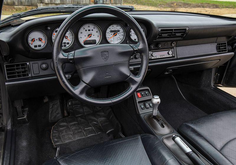 1998 Porsche 911 Carrera 2   city TX  Dallas Motorsports  in Wylie, TX