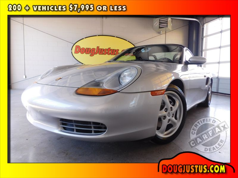 1998 Porsche Boxster   city TN  Doug Justus Auto Center Inc  in Airport Motor Mile ( Metro Knoxville ), TN