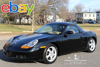1998 Porsche Boxster Convertible 2.5L AUTO 23K ACTUAL MILES HARDTOP in Woodbury, New Jersey 08096