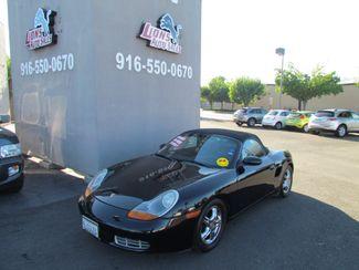 1998 Porsche Boxster in Sacramento CA, 95825