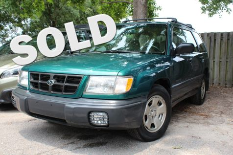 1998 Subaru Forester L | Charleston, SC | Charleston Auto Sales in Charleston, SC
