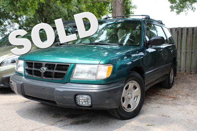 1998 Subaru Forester L | Charleston, SC | Charleston Auto Sales in Charleston SC