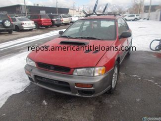 1998 Subaru Outback Sport Salt Lake City, UT