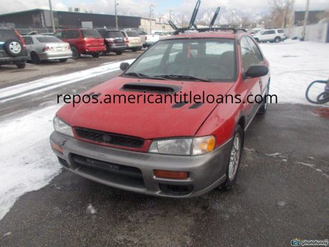 1998 Subaru Outback Sport in Salt Lake City, UT